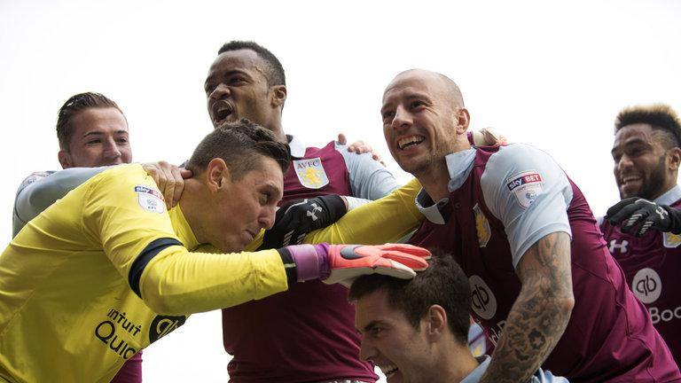 Aston Villa play Burton in first ever league match, some news and a bet