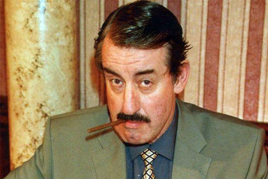Our new owner isn't Del Boy, he's Boycie
