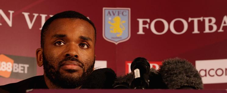 Darren Bent signs for Aston Villa, soon to leave Aston Villa, probably for QPR