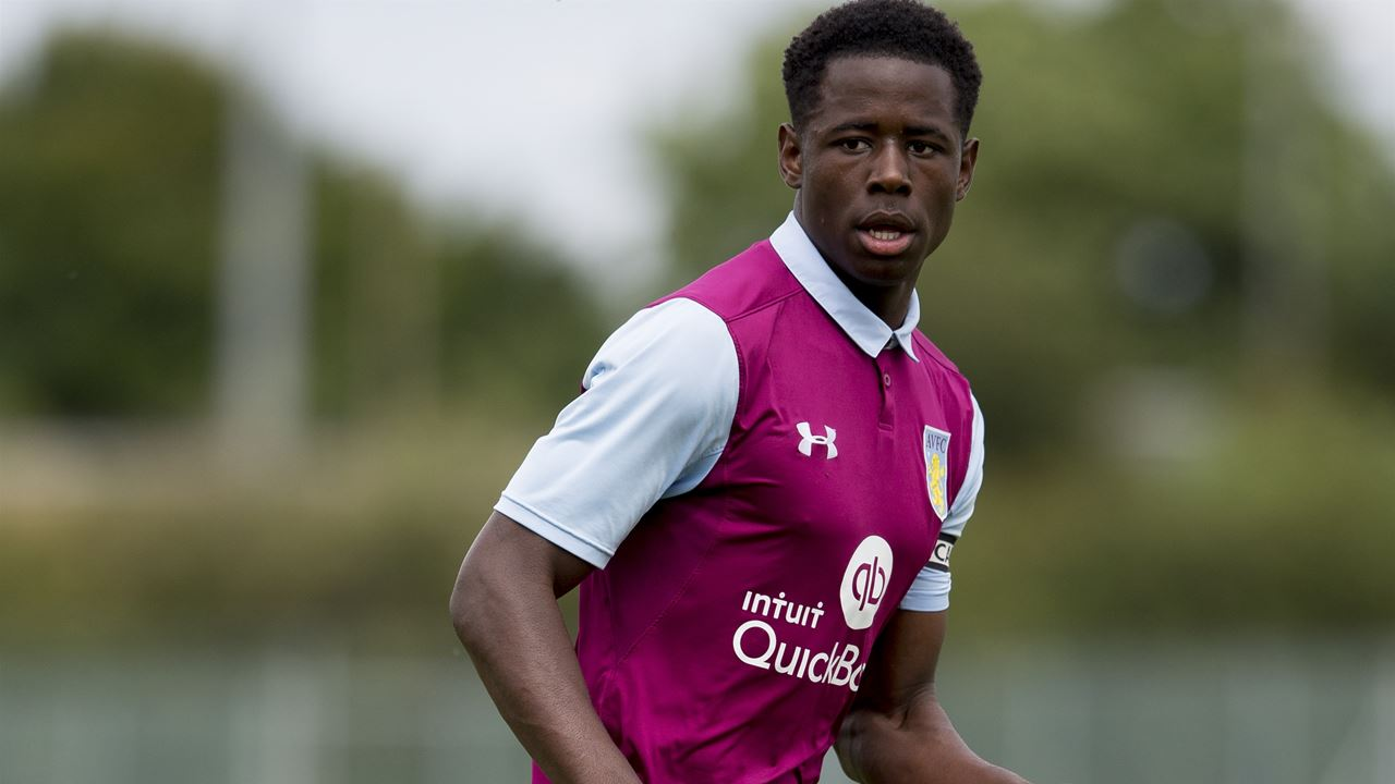 Keinan Davis Aston Villa is the beast