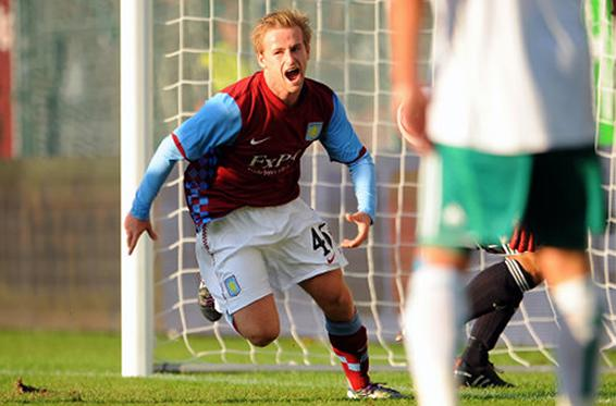 Barry Bannan, quite possibly the future of Aston Villa