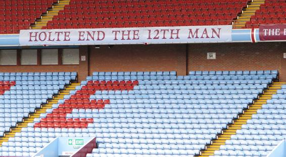 It needs more than just the Holte End